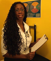 Dr Akilah El of Celestial Healing Wellness Center
