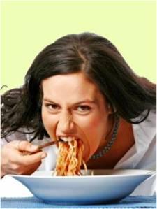 Eating too Fast - Celestial Healing Wellness