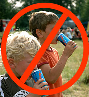 Energy Drinks are Harmful for Kids and Teens