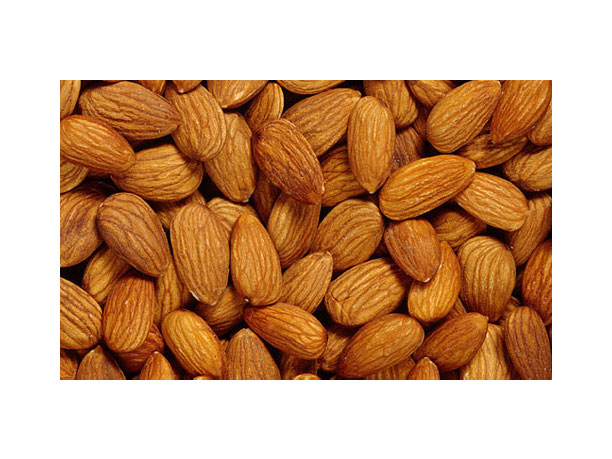 Almonds high in Omega 3