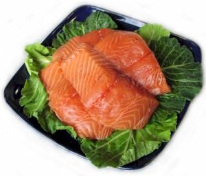 Omega 3's Salmon