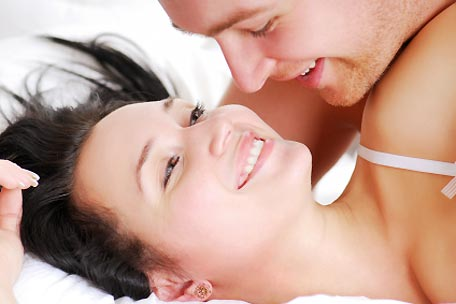 The Healing and Health Benefits of Sex