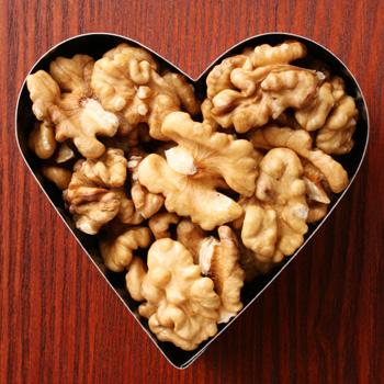 Walnuts lower HDL Levels