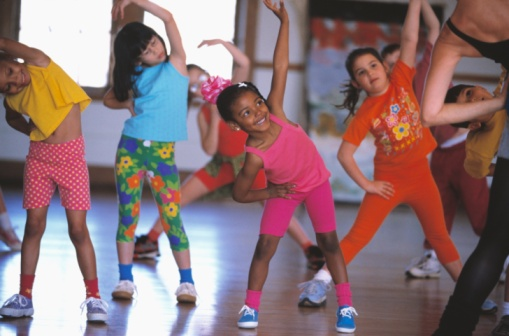 What kinds of exercises kids can do Staying Healthy For Kids