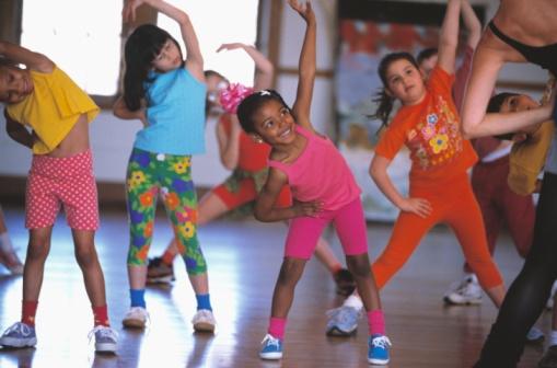 Improving Your Child's Self Esteem Through Exercises