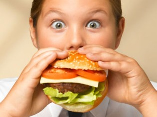 American Diet is making our kids fat