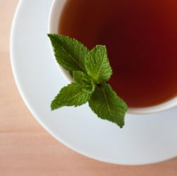 How Prepare Peppermint Tea