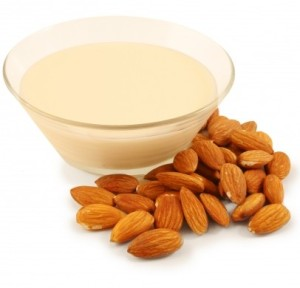 Almond Milk is better than Soy.