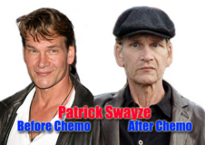 Shocking Before and After Pic of Chemo Patients