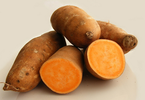 The Health Benefits of Sweet Potatoes