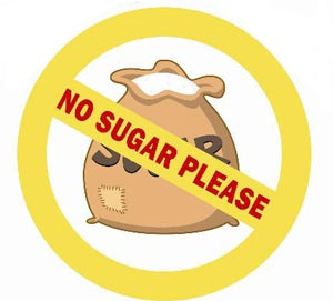 "our sugar intake must be reduced essay Sugary drinks are a major contributor to the obesity epidemic the term ""soft drink"" refers to any beverage with added sugar or other sweetener, and includes soda, fruit punch, lemonade and."