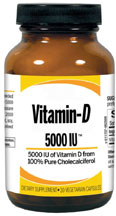 Celestial Healing's Vitamin D Supplement