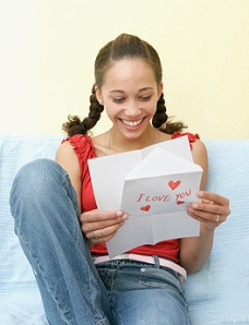 Lower Cholesterol by reading Love Letters