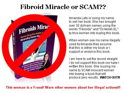Fibroids miracle system review